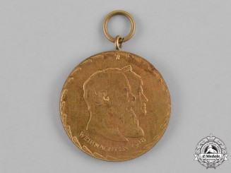 Bavaria, Kingdom. A Golden Jubilee Remembrance Medal, c.1918