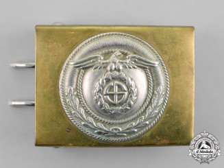 Germany, SA. A Storm Detachment Standard Service Belt Buckle