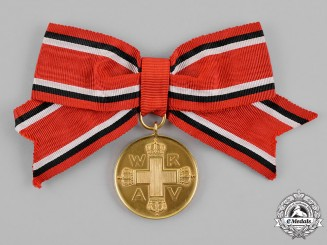 Prussia, State. A Red Cross Medal, Third Class