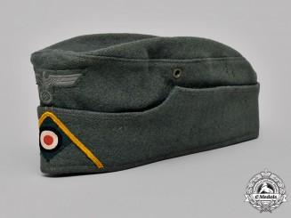Germany, Wehrmacht. A Heer Signals EM/NCO's Overseas Cap