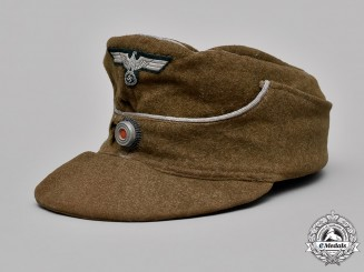 Germany, Todt. An Officer's M43 Field Cap