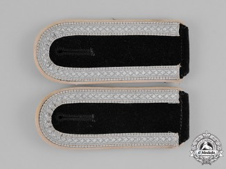 Germany, SS. A Pair of Infantry Scharführer's Shoulder Straps