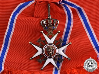 Norway, Kingdom. A Royal Order of Saint Olaf, Grand Cross, by J.Tostrup, c.1940