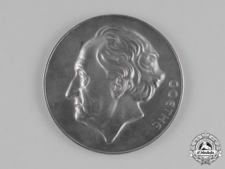 Germany. A 1932 Goethe Medal for Arts and Science in Silver