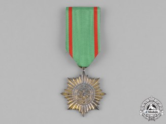 Germany. An Eastern People Bravery Decoration, Second Class, in Gold, by Rudolf Wächtler
