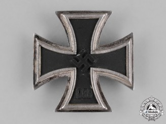 Germany. An Iron Cross 1939 First Class, by C.F. Zimmermann