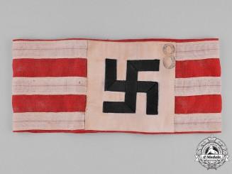 Austria, Ostmark. An Austrian NSDAP Supporter's Armband