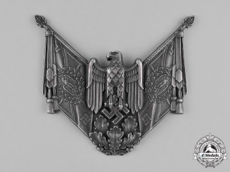 Germany, Heer. A Central Plaque of an Heer/Army Gorget