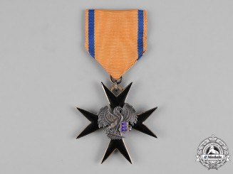 Estonia. An Order of the Cross of the Eagle, V Class, c.1935