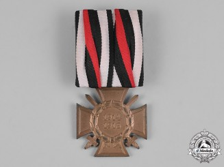 Germany, Imperial. A Honour Cross 1914/18, NSDAP Party Member Karl Waidhas