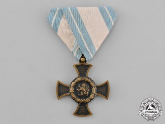 Bavaria, Kingdom. An 1866 Commemorative Austrian War Campaign Cross