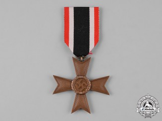 Germany, Wehrmacht. A War Merit Cross, II Class