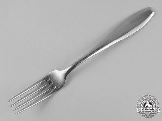 Germany, SS. A SS Table Fork, by Olympia