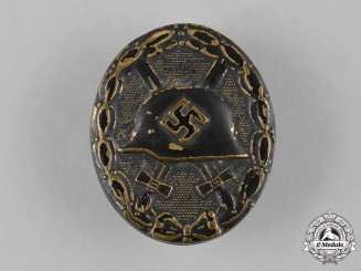 Germany, Wehrmacht. A Wound Badge, Black Grade