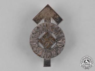 Germany, HJ. A Proficiency Badge, Silver Grade, by Adolf Schwerdt