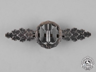 Germany, Luftwaffe. A Bomber Pilot's Clasp, Silver Grade