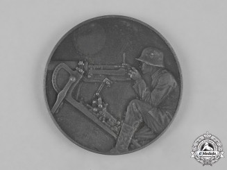 Germany, Wehrmacht. A 1936 Heer Marksmanship Competition Second Place Medal