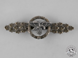 Germany, Luftwaffe. A Squadron Clasp for Transport Pilots, Bronze Grade