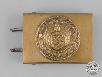 Germany, NSDAP.  A Youth Belt Buckle