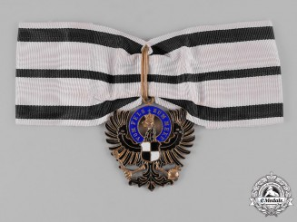 Prussia, Kingdom. A House Order of Hohenzollern, Commander Eagle (Collectors Copy)