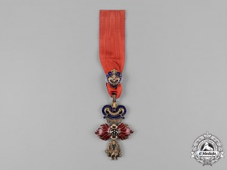 Austria, Imperial. An Order of the Golden Fleece, Neck Badge (Rothe Copy)