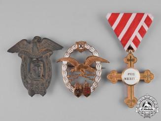 Austria, Imperial. A Lot of Imperial Austrian Badges (Collectors Copy)