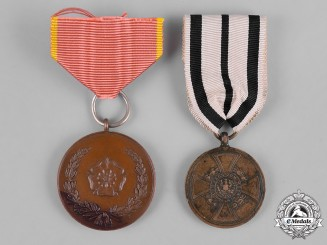 Germany, Imperial. A Pair of First War Period Medal & Awards