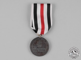 Prussia, Kingdom. A War Commemorative Medal for 1870/71 for Non-Combatants