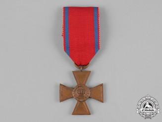 Württemberg, Kingdom. A 15-Year Long Service Cross, I Class