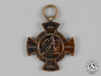 Prussia, Kingdom. An Army Commemorative Cross for 1866