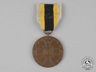 Saxe-Meiningen, Duchy. A Medal for Merit in War 1915
