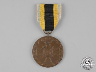 Saxe-Meiningen, Duchy. A Medal for Merit in War 1915