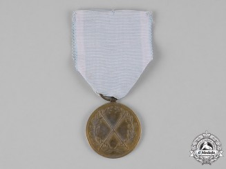 Germany, Imperial. A Kingdom of Westphalia Medal of Honour, Imperial Period Restrike, ca. 1900