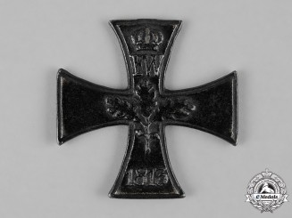 Prussia, Kingdom. A Core for an 1813 Iron Cross