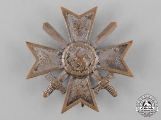 Germany, Wehrmacht. A War Merit Cross, I Class with Swords