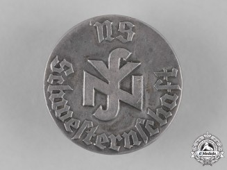 Germany, NSV. A Numbered National Socialist People's Welfare (NSV) Free Sisterhood Membership Badge
