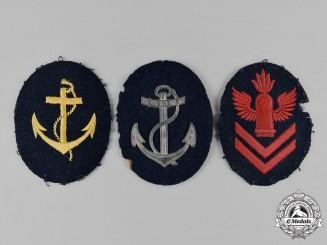 Germany, Kriegsmarine. A Lot of Uniform Rank Insignia