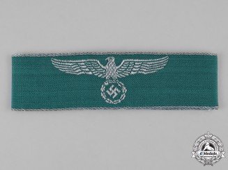 Germany, Zollgrenzschutz. A Land Customs Cuff Title