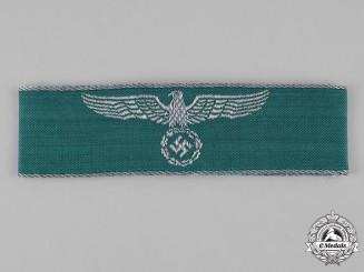 Germany, Zollgrenzschutz. A Land Customs Cuff Title
