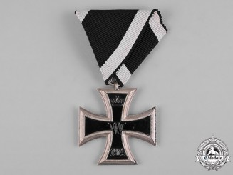 Germany, Imperial. A 1914 Iron Cross, II Class in Silver