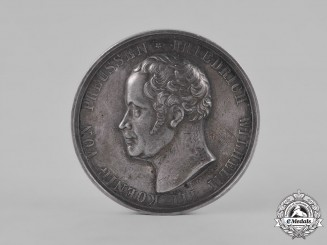Prussia, Kingdom. A Medal for Rescue from Danger, I Model, by Loos and Pfeuffer