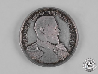 Bavaria, Kingdom. A Ludwig III First World War Medal