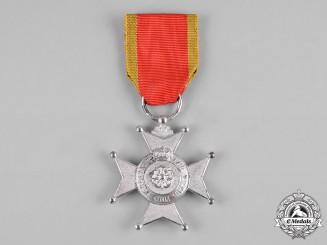 Lippe-Detmold, Principality. A Silver Merit Cross, c.1915