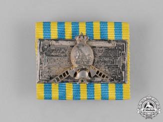 Braunschweig, Dukedom. A Fire Brigade 25-Year Long Service Clasp