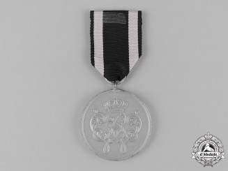 Germany, Imperial. A  Military Honour Medal, II Class in Zink c. 1917