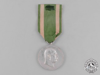 Saxe-Altenburg, Duchy. A Duke Ernst I 50th Jubilee Medal