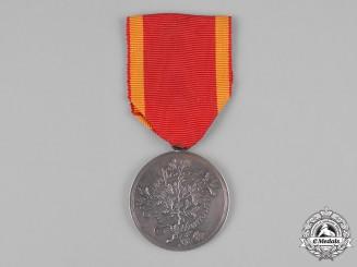 Lippe, Principality. A Pauline Medal by Daniel Friedrich Loos