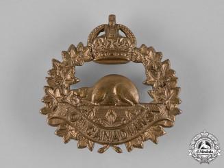 "Canada, CEF. A 10th Infantry Battalion ""10th Canadians"" Cap Badge"