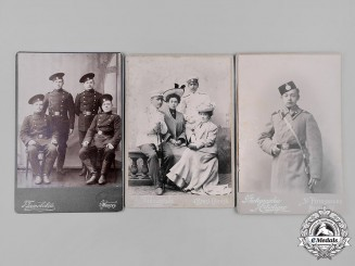 Russia, Imperial. A Lot of Studio Photos of Imperial Army Personnel