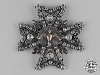 France, II Empire. An Order of the Holy Spirit, Breast Star, c.1850